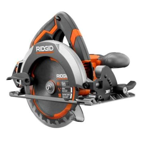 ridgid x4 18 volt cordless circular saw console tool only