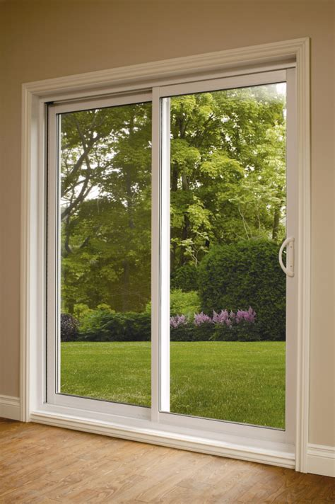 Vinyl Patio Door Types Of Replacement Patio Doors For Cleveland