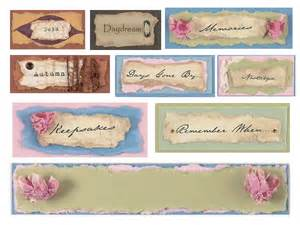 Free Scrapbooking Templates To by 7 Best Images Of Printable For Scrapbooking Words Free