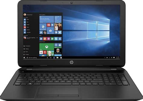 install windows 10 hp laptop new hp windows 10 laptop 15 6 quot led amd quadcore 4gb 500gb