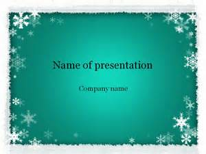Free Winter Powerpoint Templates by Free Winter Powerpoint Template For Presentation