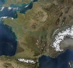 carte de satellite recherche sur la carte
