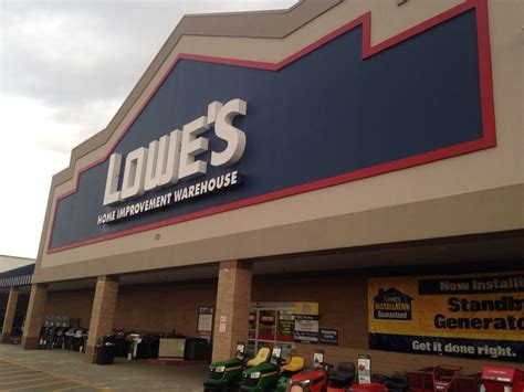 lowe s home improvement warehouse store of frankln 21
