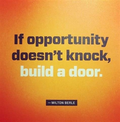 New Opportunities Knockingi Often Whethe by 17 Best New Opportunity Quotes On Quotes About