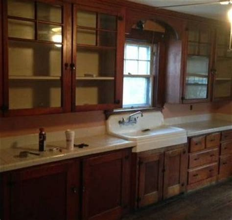 1930s kitchen cabinets 1930s kitchen cabinets glass front doors 30s and 40s