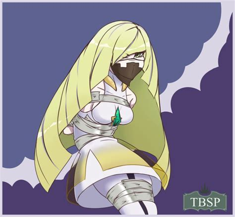 Pokemon S M Lusamine By Tbsp Art On Deviantart