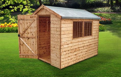 Garden Sheds In Norfolk by Norfolk 6x4ft Shed