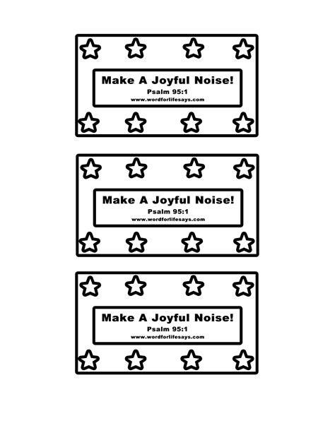 How To Make Noise With Paper - how to make noise with paper make a joyful noise sunday