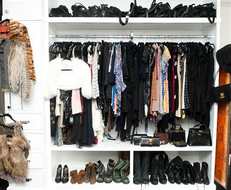 Fashion Closet by How To Turn A Bedroom Into A Dressing Room Messiah