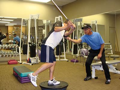 golf swing exercises at home golf fitness and conditioning fitness philosophy