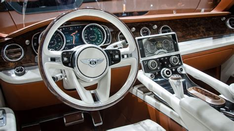 Bentley Suv Interior by A Review Of The New Bentley Suv Due On Sale In 2016