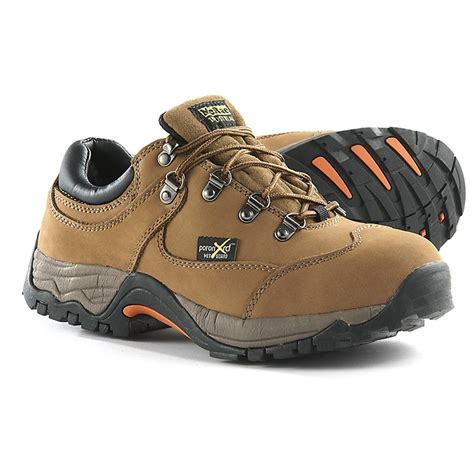 s mcrae steel toe met guard work hiking boots 281621