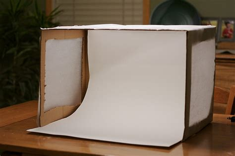 Handmade Light Box - a step by step guide to shooting your product