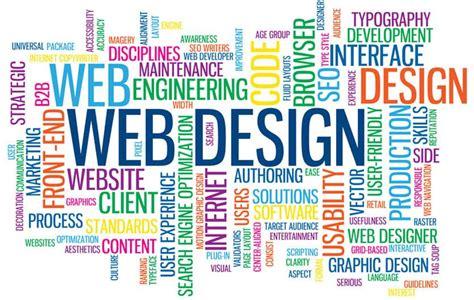 design word common web design words useful web design words