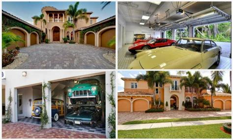 houses with big garages ft lauderdale homes with large garages for cars and other