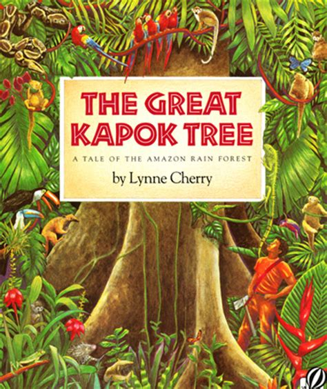 the better books the great kapok tree spelling and vocabulary words