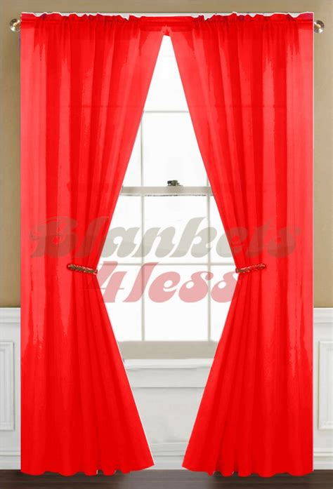 red sheer curtains red sheer curtains furniture ideas deltaangelgroup