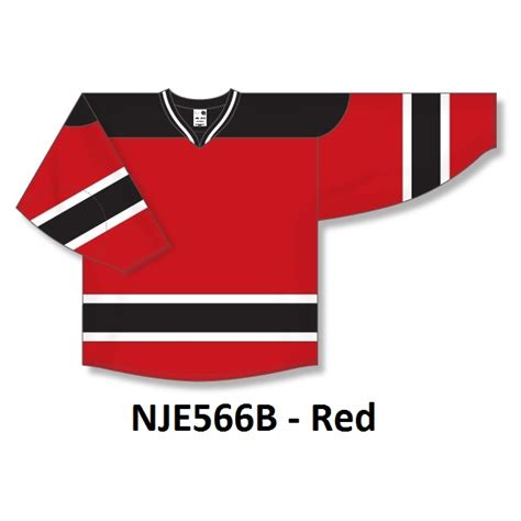 athletic knit blank new jersey devils jerseys athletic knit nje566b