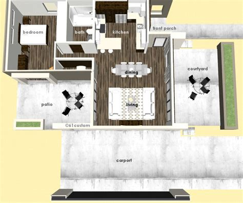 Small Home Plans Universal Design 37 Best Images About Modern House Plans 61custom On