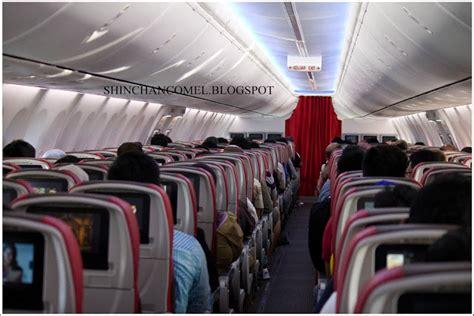tips naik pesawat untuk pertama kali shin chan comel tips dan pengalaman naik malindo air