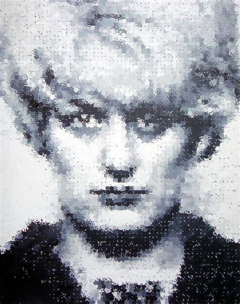 tattoo gallery on hindley myra 1995 by marcus harvey child murderer myra hindley