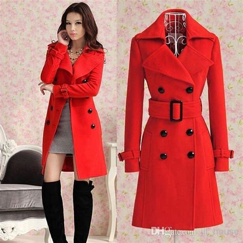 Dress Coat Anabelle Dress Merah Fashion Wanita best quality 2014 fashion new s