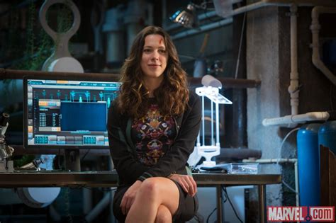 film marvel iron man rebecca hall s iron man 3 role was once more substantial