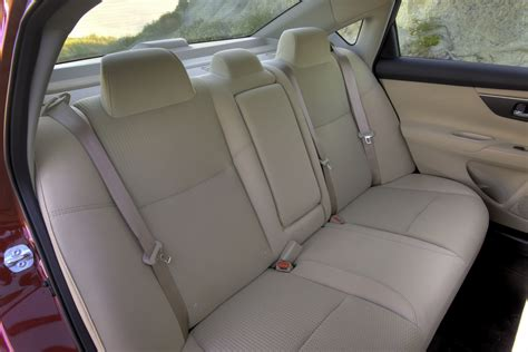nissan altima interior backseat 2015 nissan altima rear interior seats photo 46