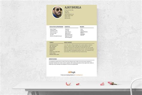 biodata format for reality show 3 easy biodata formats for print and download with easy