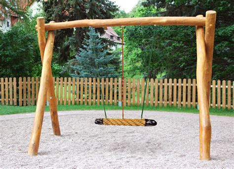 partners swinging partner swing made of wood ziegler spielpl 228 tze