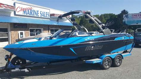 Malibu Plumbing by Malibu 23 Lsv Boats For Sale In Maryland