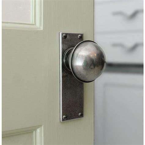Door Knobs Interior by Interior Door Knobs With Backplates 5 Photos 1bestdoor Org