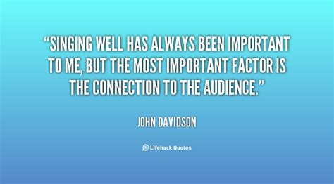 cing comfortably john davidson quotes quotesgram