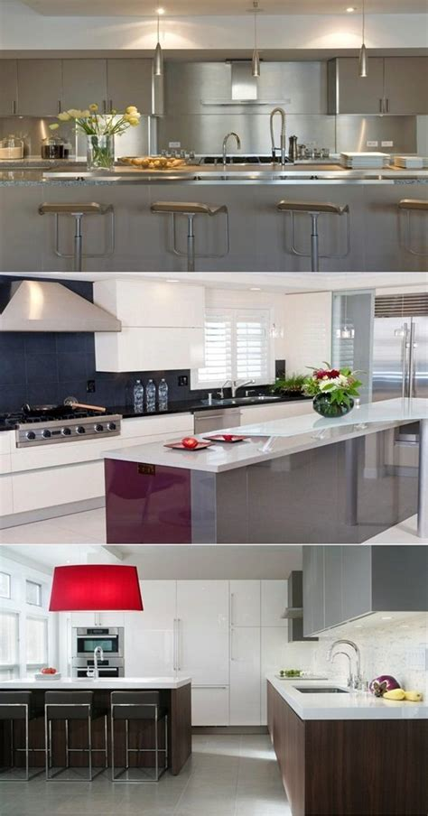 euro kitchen design stylish european kitchen design with sleek and clean look