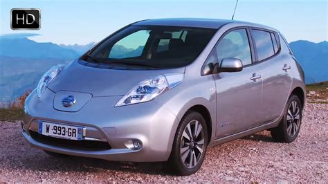nissan leaf 2016 interior 2016 nissan leaf 100 electric car exterior interior