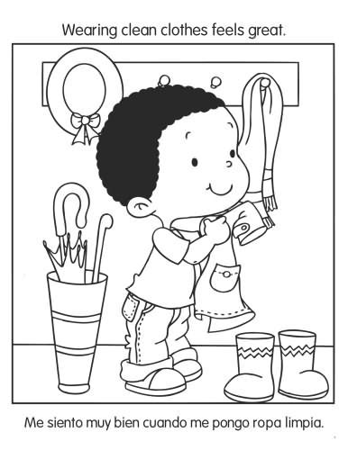 7 Habits Coloring Pages by Healthy Habits For Coloring Pages Great Free