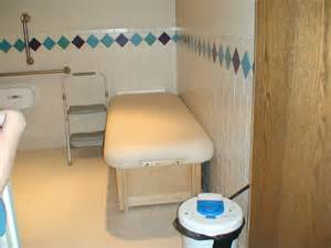 Changing Table In Bathroom Special Needs Ministry Bathroom And Toileting Policies Table Church And