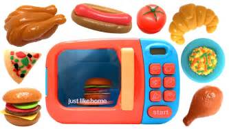 Just Like Home Kitchen Play Set Just Like Home Microwave Oven Kitchen Set Cooking