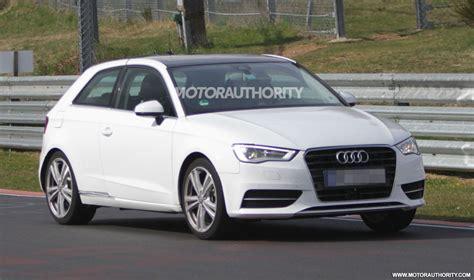 luxury car news reviews spy shots photos and videos 2014 audi s3 hatchback spy shots 100388947 h jpg