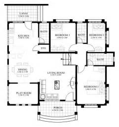 small home plan small house design 2014007 belongs to single story house