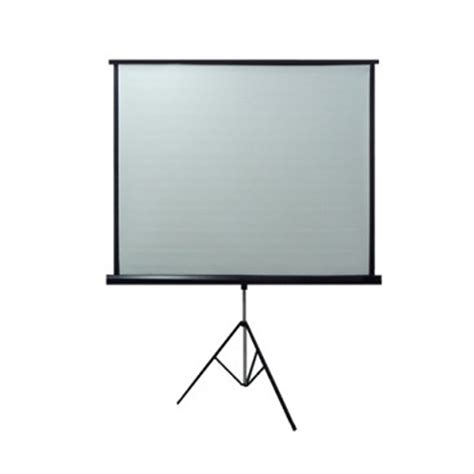 Proyektor Layar jual layar proyektor tripod d light tsdl2121l harga