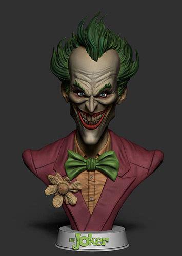 joker  cgtrader