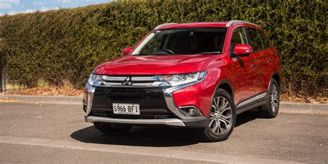 mitsubishi outlander 2016 review 2016 mitsubishi outlander exceed review caradvice