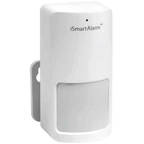 ismart alarm pir3 ismartalarm motion sensor white tools