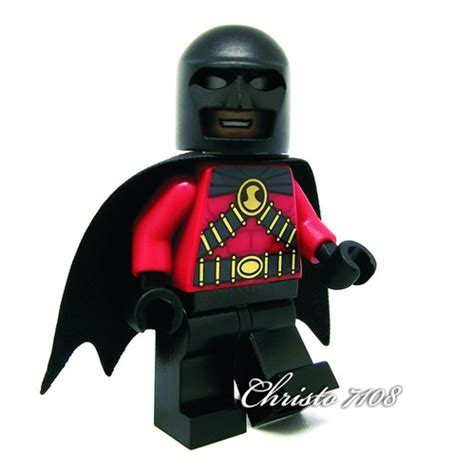 Brick Minifigure Robin custom robin custom brick and minifig