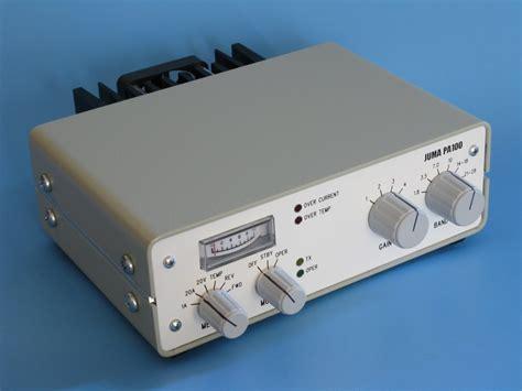 Power Lifier Linear juma pa100 100 w linear lifier