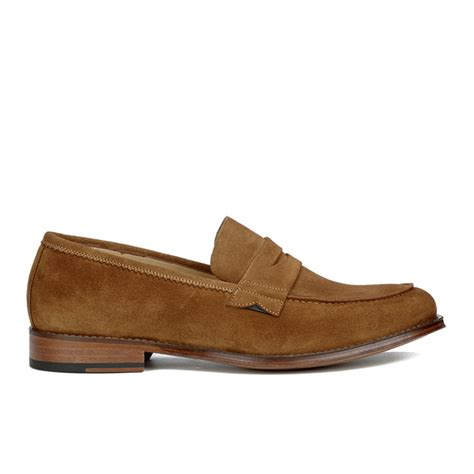 paul smith loafers uk paul smith shoes s gifford suede loafers terra suede