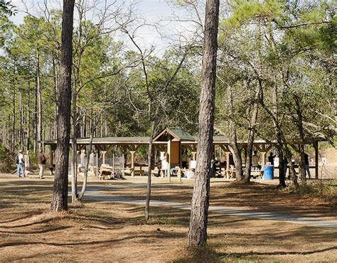 Francis Marion National Forest Cabins by Two Guns Shooting Range In The Francis Marion National For
