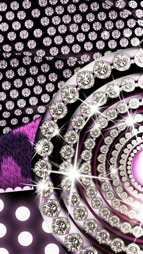 black  purple bling wallpaper  pink wallpaper