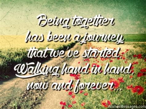 Wedding Anniversary Journey Quotes by Sweet Relationship Quotes For Couples Anniversary Husband